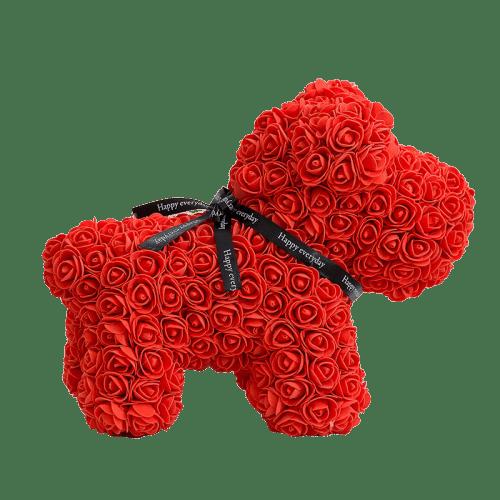 דובי פרחים