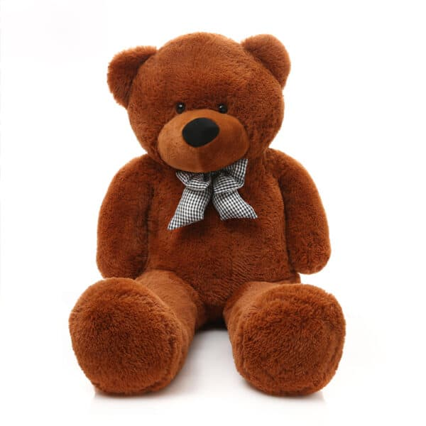 דובי ענק חום כהה