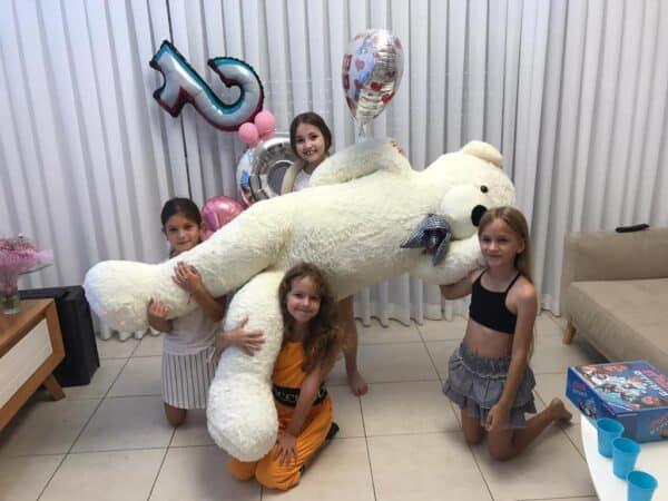 דובי ענק 1.6 שמנת