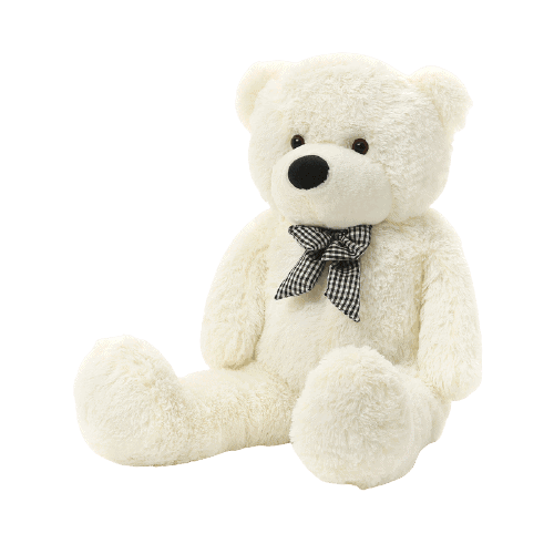 דובי גדול לבן 1.6 מטר