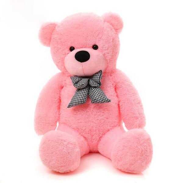 דובי ענק בצבע ורוד