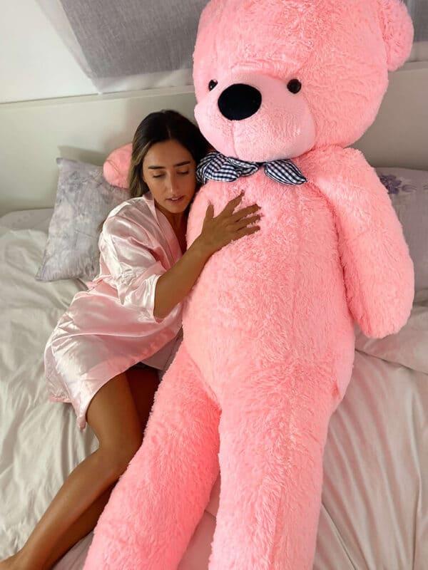 דובי ענק 2 מטר ורוד