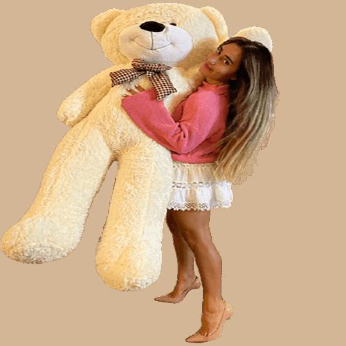 דובי שמנת ענק